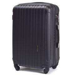 Cestovní kufr WINGS 2011 ABS BLACK střední M