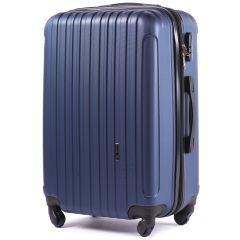 Cestovní kufr WINGS 2011 ABS BLUE velký L