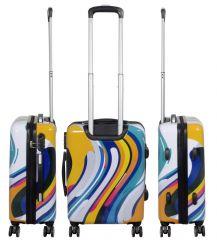 Cestovní kufr TOKIO velký L MONOPOL E-batoh