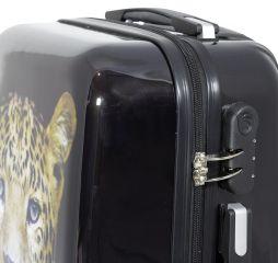 Cestovní kufr LEOPARD velký L MONOPOL E-batoh