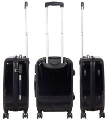 Cestovní kufr LEOPARD malý S MONOPOL E-batoh