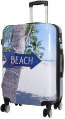 Cestovní kufr BEACH střední M