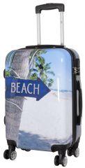 Cestovní kufr BEACH malý S