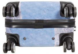 Cestovní polykarbonátový kufr BEACH malý S MONOPOL E-batoh