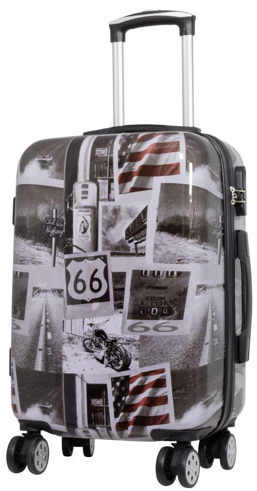 Cestovní kufr AMERICA malý S