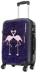 Cestovní kufr FLAMINGO malý S