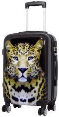 Cestovní kufr LEOPARD malý S