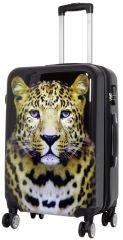Cestovní kufr LEOPARD střední M