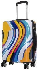 Cestovní polykarbonátový kufr TOKIO malý S