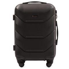 Cestovní kufr WINGS 147 ABS BLACK malý S