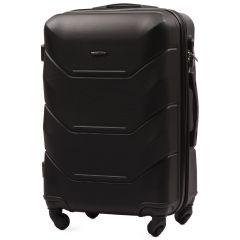Cestovní kufr WINGS 147 ABS BLACK střední M
