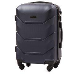 Cestovní kufr WINGS 147 ABS BLUE malý S