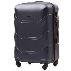 Cestovní kufr WINGS 147 ABS BLUE střední M