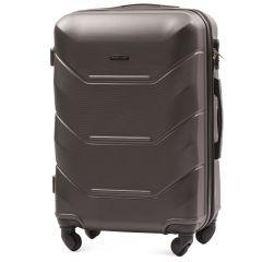 Cestovní kufr WINGS 147 ABS DARK GREY střední M