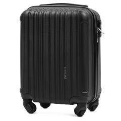 Cestovní kufr WINGS 2011 ABS BLACK malý S
