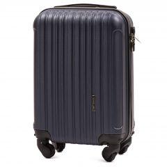 Cestovní kufr WINGS 2011 ABS BLUE malý S