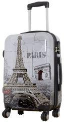 Cestovní kufra PARIS II malý S