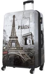 Cestovní kufry sada PARIS II L,M,S MONOPOL E-batoh