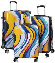 Cestovní kufry sada TOKIO L,M,S