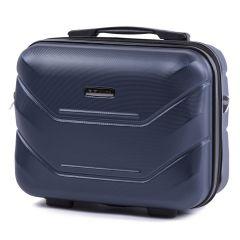 Kosmetický kufřík WINGS 147 ABS BLUE