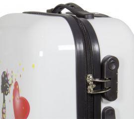 Cestovní kufr MARTINIQUE malý S MONOPOL E-batoh