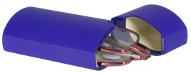 SKLÁDACÍ dioptrické brýle MINI 62-64 SILVER +2,50 E-batoh