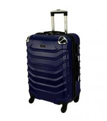 Cestovní kufr RGL 730 ABS DARK BLUE velký L