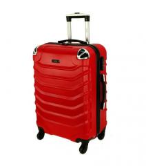 Cestovní kufr RGL 730 ABS RED střední M