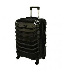 Cestovní kufr RGL 730 ABS BLACK střední M