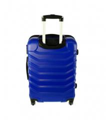 Cestovní kufr RGL 730 ABS BLACK malý XS E-batoh