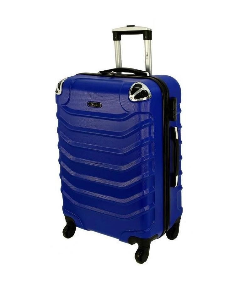 Cestovní kufr RGL 730 ABS BLUE malý XS