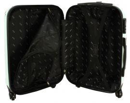 Cestovní kufr RGL 735 ABS ORANGE velký L E-batoh
