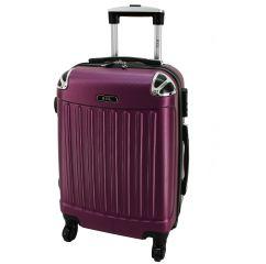 Cestovní kufr RGL 735 ABS VIOLET střední M