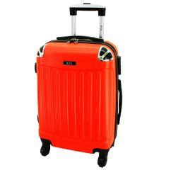 Cestovní kufr RGL 735 ABS ORANGE střední M