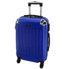 Cestovní kufr RGL 735 ABS BLUE velký L