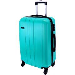 Cestovní kufr RGL 740 ABS LIGHT BLUE střední M