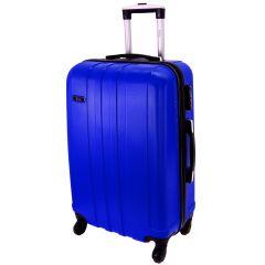 Cestovní kufr RGL 740 ABS BLUE střední M