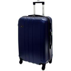 Cestovní kufr RGL 740 ABS DARK BLUE velký L