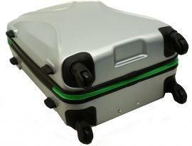Cestovní kufry sada RGL 750 ABS+TSA BLUE L,M,S E-batoh