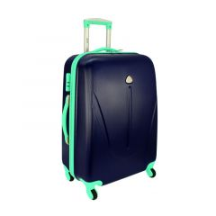 Cestovní kufr RGL 883 ABS DARK BLUE malý XS