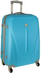 Cestovní kufr RGL 883 ABS LIGHT BLUE střední M