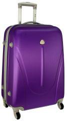 Cestovní kufr RGL 883 ABS VIOLET velký L