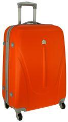 Cestovní kufr RGL 883 ABS ORANGE velký L