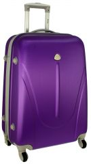 Cestovní kufr RGL 883 ABS VIOLET malý S