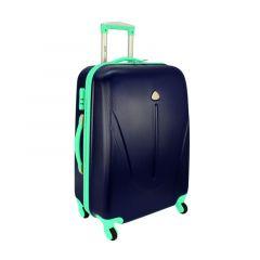 Cestovní kufr RGL 883 ABS DARK BLUE střední M