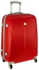 Cestovní kufr RGL 883 ABS RED střední M