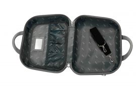 Kosmetický kufřík RGL 883 ABS VIOLET E-batoh