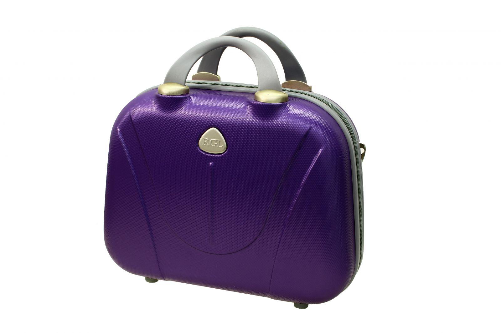 Kosmetický kufřík RGL 883 ABS VIOLET