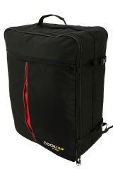 Příruční zavazadlo batoh pro WIZZAIR Priority 55x40x20 BLACK-RED