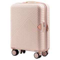 Cestovní kufr WINGS DOVE ABS+TSA DIRTY WHITE malý S